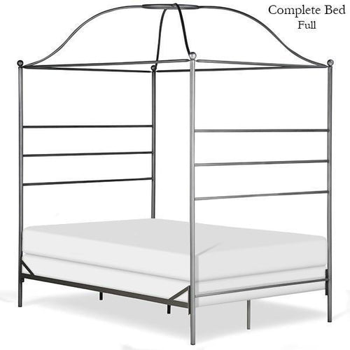 Corsican Iron Canopy Bed 43616 | Double Canopy Bed Canopy Bed Jack And Jill
