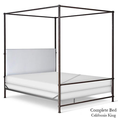 Corsican Iron Canopy Bed 43808