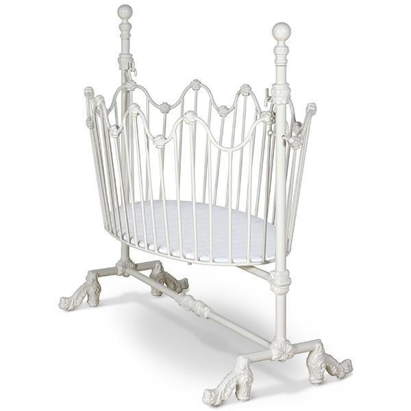 Corsican Iron Cradles 40574 | Cradles-Cradle-Jack and Jill Boutique