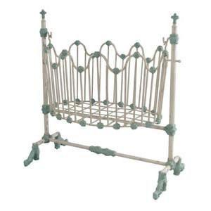 Corsican Iron Cradles 41620 | Cradles-Cradle-Jack and Jill Boutique