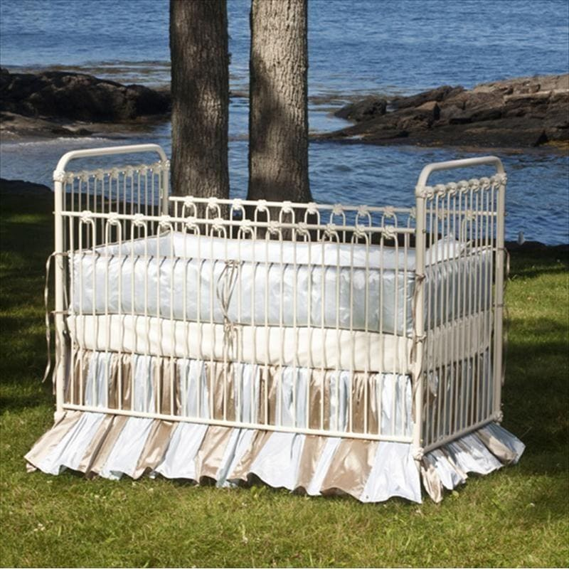 Corsican Iron Cribs 1682 | Stationary Crib-Cribs-Jack and Jill Boutique