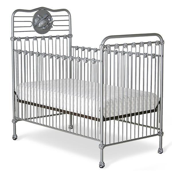 Corsican Iron Cribs 40488 | Stationary Sports Crib-Cribs-Jack and Jill Boutique