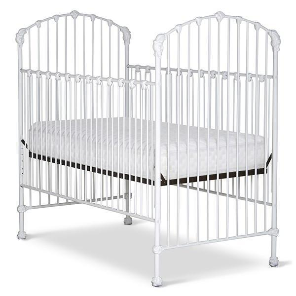 Corsican Iron Cribs 40554 | Stationary Crib-Cribs-Jack and Jill Boutique