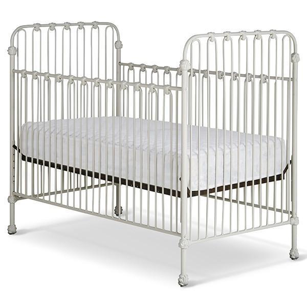 Corsican Iron Cribs 41242 | Stationary Crib-Cribs-Jack and Jill Boutique