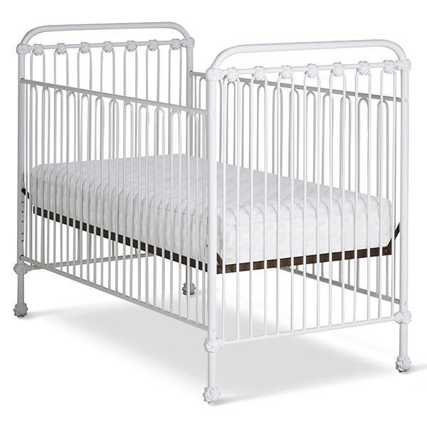 Corsican Iron Cribs 42854 | Stationary Crib-Cribs-Jack and Jill Boutique