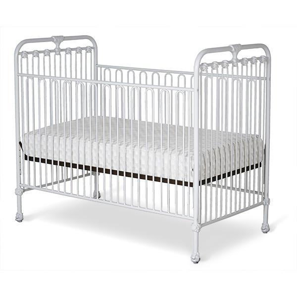 Corsican Iron Cribs 42868 | Stationary Crib-Cribs-Jack and Jill Boutique