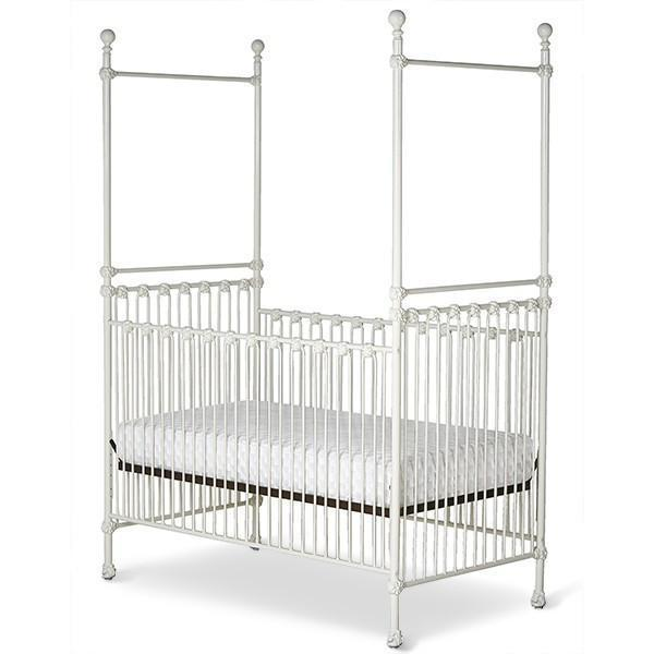 Corsican Iron Cribs 43032 | Stationary Four Post Crib-Cribs-Jack and Jill Boutique