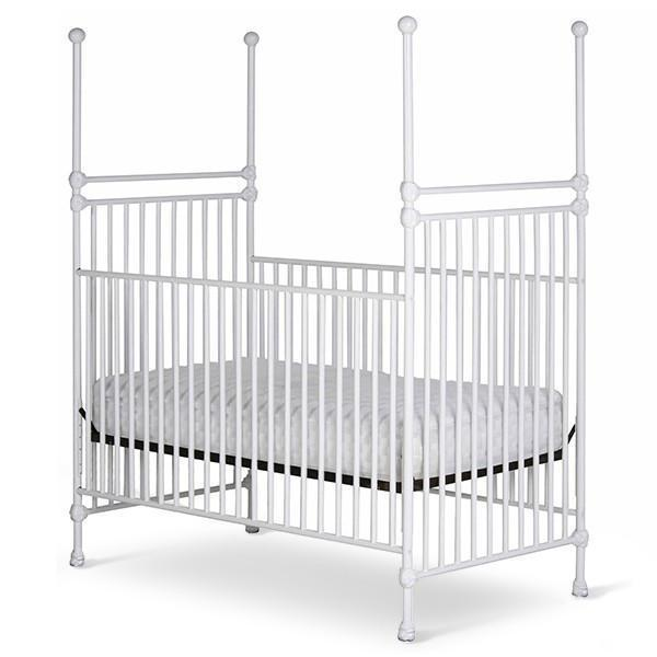 Corsican Iron Cribs 43198 | Stationary Four Post Crib-Cribs-Jack and Jill Boutique
