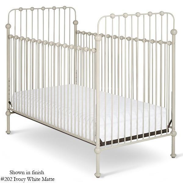 Corsican Iron Cribs 43626 | Stationary Crib-Cribs-Jack and Jill Boutique