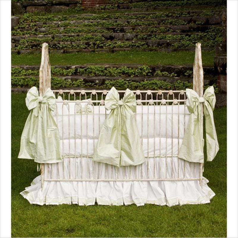 Corsican Iron Cribs 6862 | Stationary Crib-Cribs-Jack and Jill Boutique