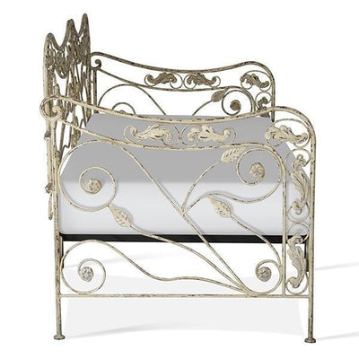 Corsican Iron Daybed 41148 | Paris Daybed-Day Bed-Default-Jack and Jill Boutique