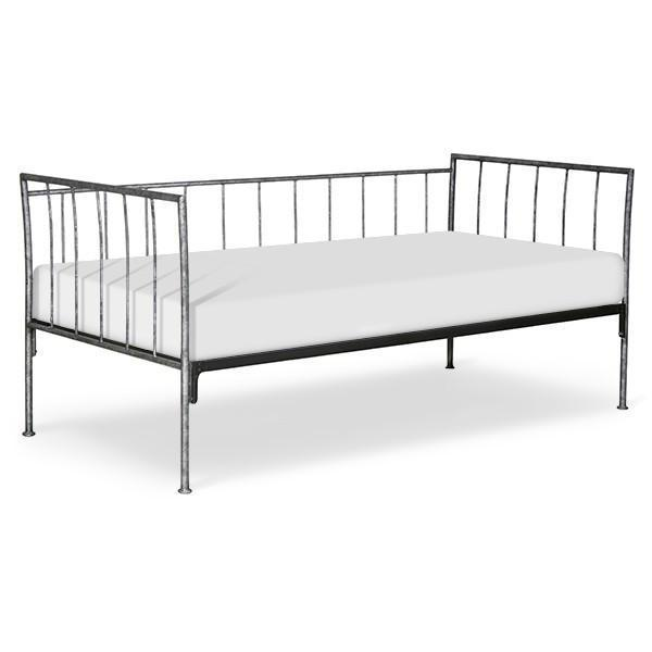 Corsican Iron Daybed 41250 | Sleigh Daybed-Day Bed-Jack and Jill Boutique