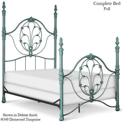 Corsican Iron Four Post Bed 5996 | Four Post Bed-Four Post Bed-Jack and Jill Boutique