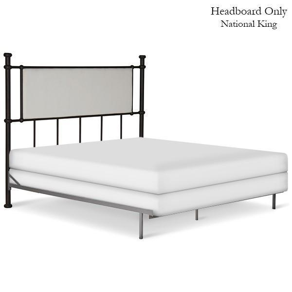 Corsican Iron Headboard 43120 | Upholstered Headboard Only-Headboard-Jack and Jill Boutique