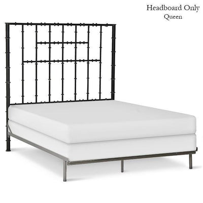 Corsican Iron Headboard 43346 | Bamboo Headboard Only-Headboard-Jack and Jill Boutique