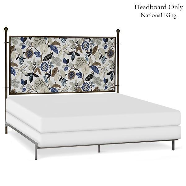 Corsican Iron Headboard 43674 | Upholstered Headboard Only-Headboard-Jack and Jill Boutique