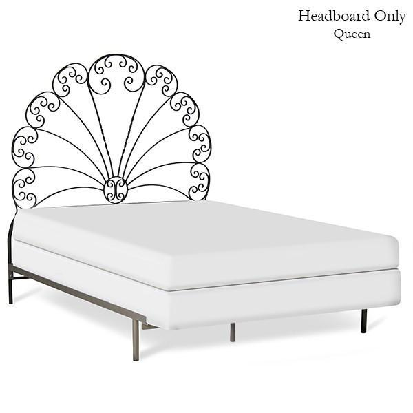 Corsican Iron Headboard 43744 | Headboard Only-Headboard-Jack and Jill Boutique