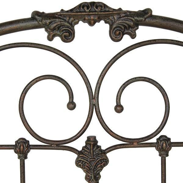 Corsican Iron Headboard 5277 | Headboard Only-Headboard-Jack and Jill Boutique