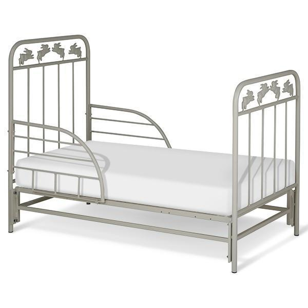 Corsican Iron Kids Beds 5830 | Kids Bed with Bunnies-Kids Bed-Jack and Jill Boutique