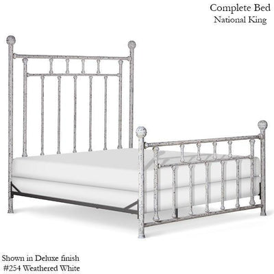 Corsican Iron Standard Bed 2281 | Standard Bed-Standard Bed-Jack and Jill Boutique