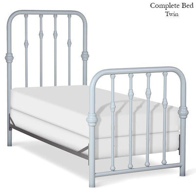 Corsican Iron Standard Bed 41982 | Standard Bed-Standard Bed-Jack and Jill Boutique