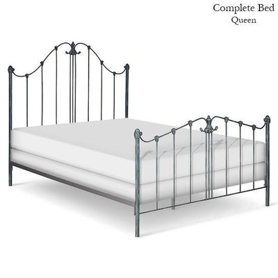 Corsican Iron Standard Bed 42752 | Standard Bed-Standard Bed-Jack and Jill Boutique