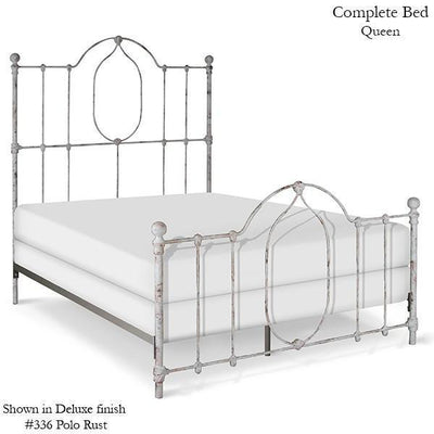 Corsican Iron Standard Bed 42778 | Standard Bed-Standard Bed-Jack and Jill Boutique