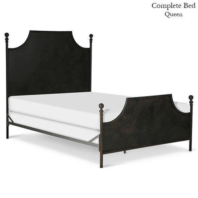 Corsican Iron Standard Bed 42962 | Olivia Standard Panel Bed-Standard Bed-Jack and Jill Boutique