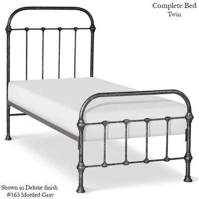 Corsican Iron Standard Bed 43102 | Standard Bed-Standard Bed-Jack and Jill Boutique