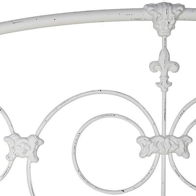 Corsican Iron Standard Bed 43362 | Standard Bed with Scrolls-Standard Bed-Jack and Jill Boutique