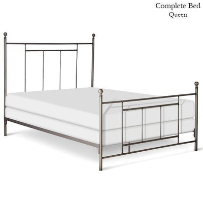 Corsican Iron Standard Bed 43500 | Standard Bed-Standard Bed-Jack and Jill Boutique