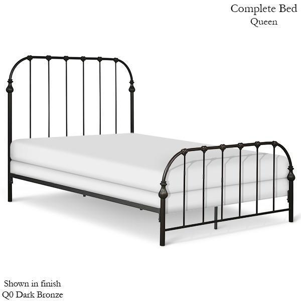 Corsican Iron Standard Bed 43506 | Standard Bed-Standard Bed-Jack and Jill Boutique