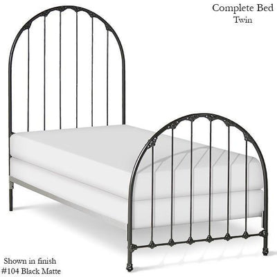Corsican Iron Standard Bed 43508 | Standard Bed-Standard Bed-Jack and Jill Boutique