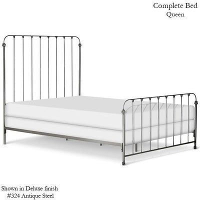 Corsican Iron Standard Bed 43526 | Standard Bed-Standard Bed-Jack and Jill Boutique