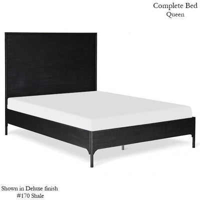 Corsican Iron Standard Bed 43548 | Standard Panel Bed-Standard Bed-Jack and Jill Boutique