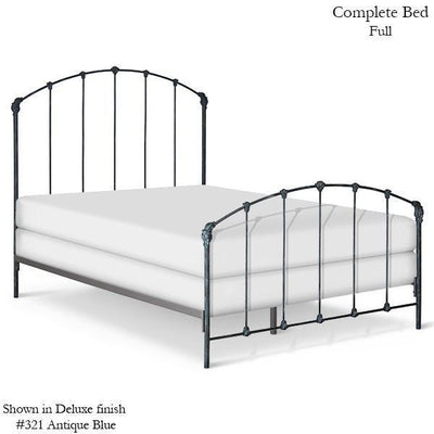 Corsican Iron Standard Bed 43642 | Standard Bed-Standard Bed-Jack and Jill Boutique