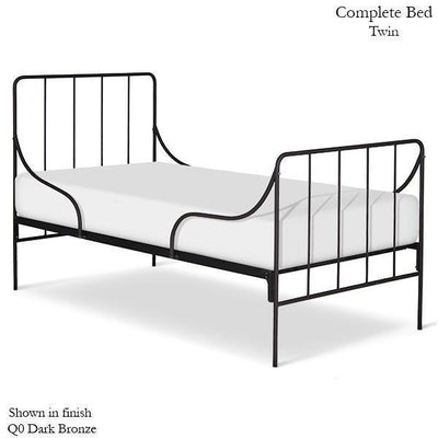 Corsican Iron Standard Bed 43760 | Standard Bed-Standard Bed-Jack and Jill Boutique