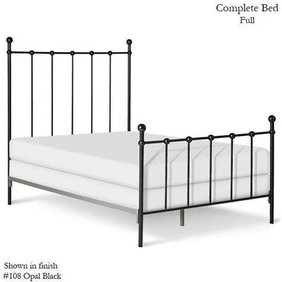 Corsican Iron Standard Bed 5798 | Standard Bed-Standard Bed-Jack and Jill Boutique