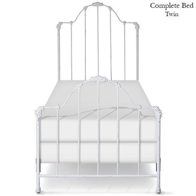 Corsican Iron Standard Bed 6532 | Standard Madeline Bed-Standard Bed-Jack and Jill Boutique