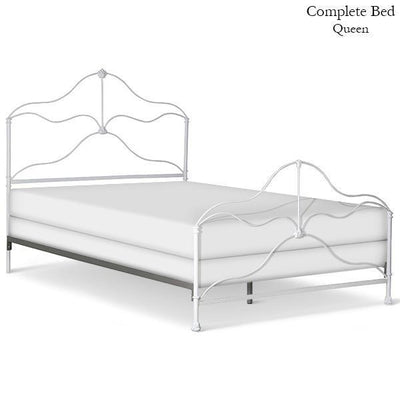 Corsican Iron Standard Bed 6564 | Standard Ophelia Bed-Standard Bed-Jack and Jill Boutique