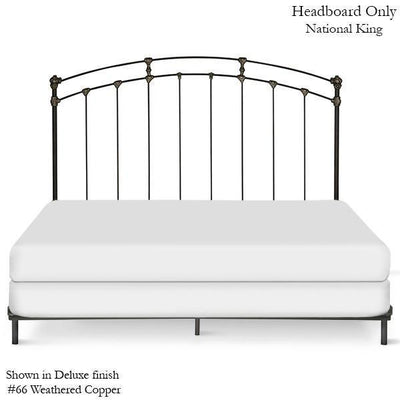 Corsican Iron Standard Bed 6714 | Standard Bed-Standard Bed-Jack and Jill Boutique