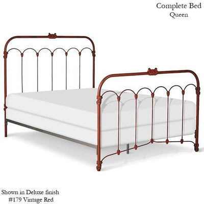 Corsican Iron Standard Bed 6792 | Standard Bed-Standard Bed-Jack and Jill Boutique