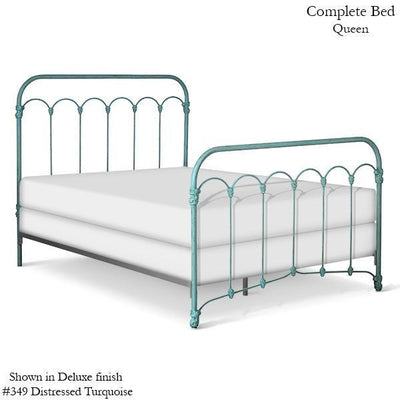 Corsican Iron Standard Bed 6793 | Standard Bed-Standard Bed-Jack and Jill Boutique
