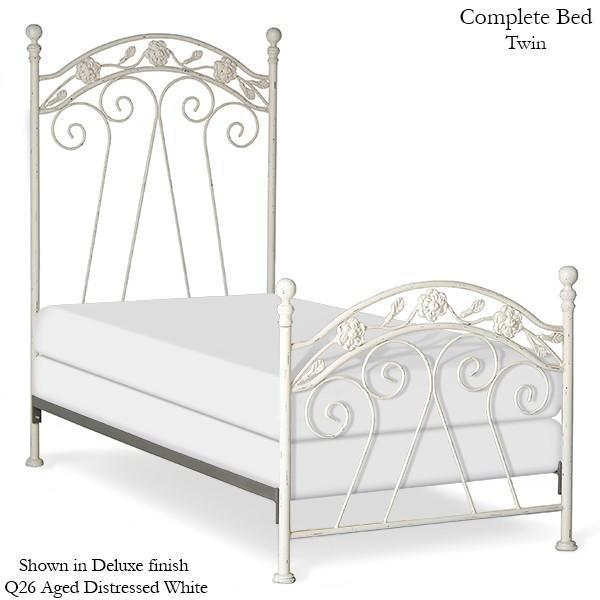 Corsican Iron Youth Beds 40000 | Standard Bed