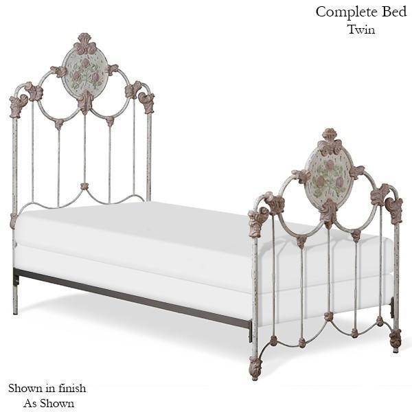 Corsican Iron Youth Beds 40650 | Standard Bed