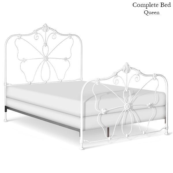 Corsican Iron Youth Beds 40656 | Standard Butterfly Bed