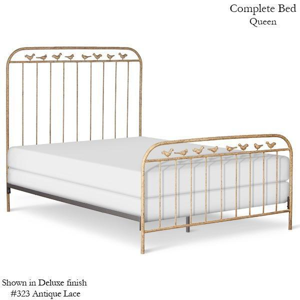 Corsican Iron Youth Beds 40692 | Standard Bed