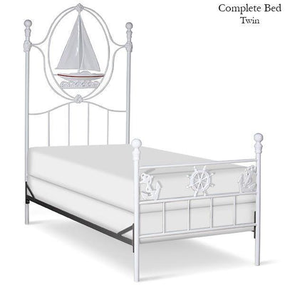 Corsican Iron Youth Beds 40694 | Standard Bed-Youth Beds-Jack and Jill Boutique