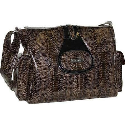 Cosmopolitan Chocolate Elite Diaper Bag | Style 2975 - Kalencom-Diaper Bags-Default-Jack and Jill Boutique