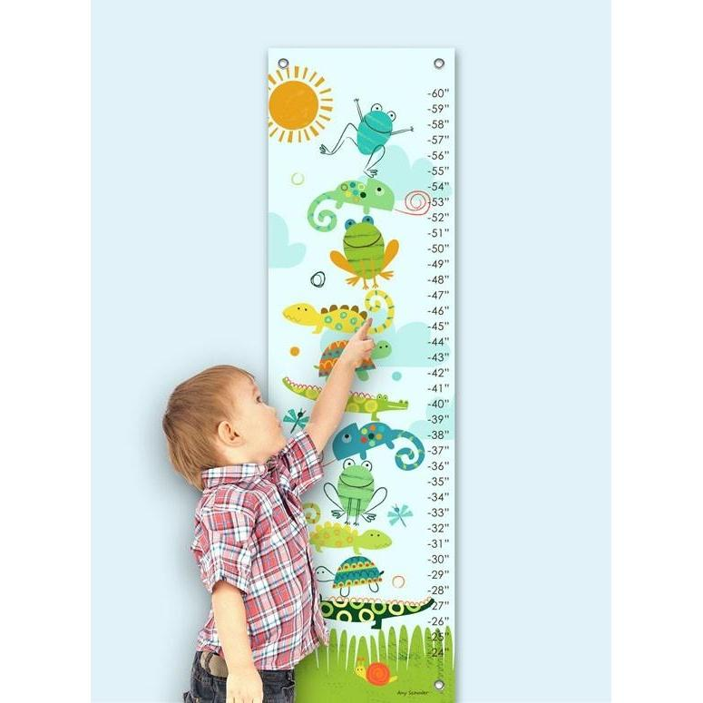 Crawly Critters Growth Charts-Growth Charts-Default-Jack and Jill Boutique